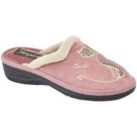Zapatos Mujer Pantuflas Boulevard  Rosa