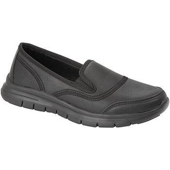 Zapatos Mujer Slip on Dek  Negro