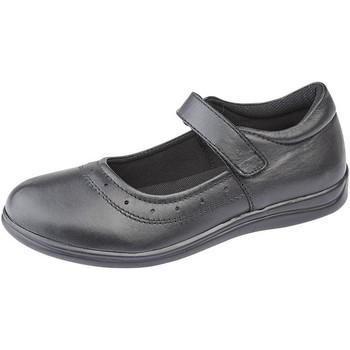 Zapatos Niña Bailarinas-manoletinas Roamers  Negro