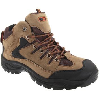 Zapatos Hombre Senderismo Dek Ontario Caqui