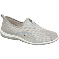Zapatos Mujer Slip on Boulevard  Gris