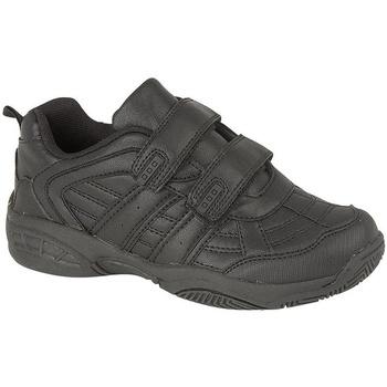 Zapatos Niños Zapatillas bajas Dek Fusion II Negro