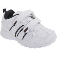 Zapatos Niños Zapatillas bajas Dek Fusion II Blanco
