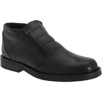 Zapatos Hombre Botas de caña baja Roamers  Negro
