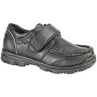 Zapatos Niño Derbie Us Brass  Negro