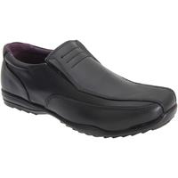 Zapatos Niño Mocasín Us Brass  Negro