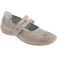 Zapatos Mujer Bailarinas-manoletinas Boulevard  Beige