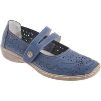 Zapatos Mujer Derbie & Richelieu Boulevard  Azul