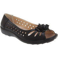 Zapatos Mujer Bailarinas-manoletinas Boulevard  Negro
