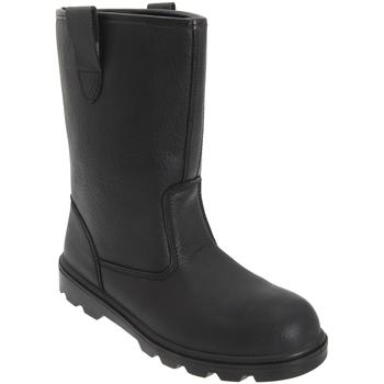 Zapatos Hombre Zapatos de trabajo Grafters  Negro
