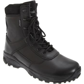 Zapatos Hombre zapatos de seguridad  Grafters Ambush Negro