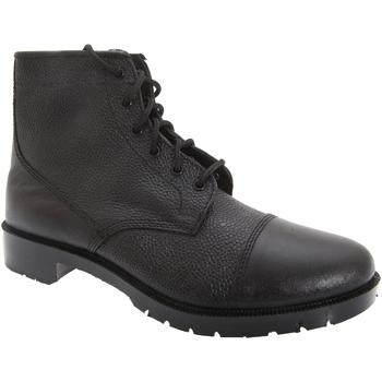 Zapatos Hombre Botas Grafters  Negro