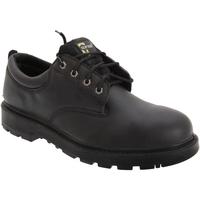 Zapatos Hombre Derbie Grafters  Negro