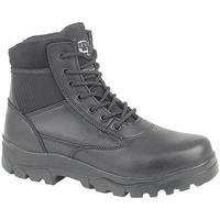 Zapatos Hombre Botas de caña baja Grafters Sherman Negro