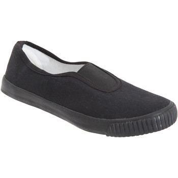Zapatos Niño Slip on Dek  Negro