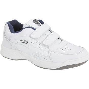 Zapatos Hombre Zapatillas bajas Dek Arizona Blanco