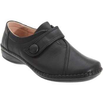 Zapatos Mujer Derbie Boulevard  Negro