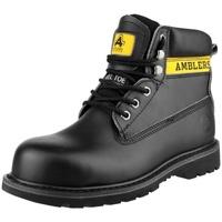 Zapatos Mujer zapatos de seguridad  Amblers FS9 Negro
