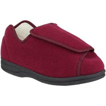 Zapatos Mujer Pantuflas Mirak Fife Vino