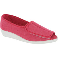 Zapatos Mujer Sandalias Mirak Quimper Rojo