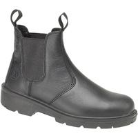 Zapatos Botas de caña baja Amblers FS116 (BLACK) Negro