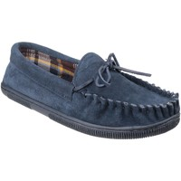Zapatos Hombre Mocasín Cotswold Alberta Azul marino