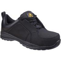 Zapatos Mujer zapatos de seguridad  Amblers 59C S1P HRO Negro