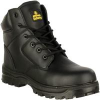 Zapatos Hombre zapatos de seguridad  Amblers 006C S3 WP Negro