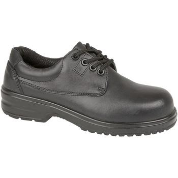 Zapatos Mujer Derbie Amblers 121C S1P Negro