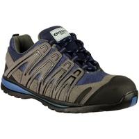 Zapatos Hombre Senderismo Amblers 34C S1P HRO Azul