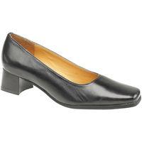 Zapatos Mujer Zapatos de tacón Amblers WALFORD (BLACK/NAVY) Negro