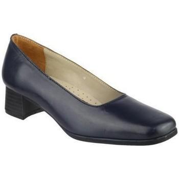 Zapatos Mujer Zapatos de tacón Amblers WALFORD (BLACK/NAVY) Azul marino