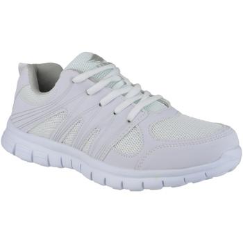 Zapatos Hombre Zapatillas bajas Mirak MILOS MENS LACE Blanco