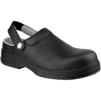 Zapatos Hombre Zuecos (Clogs) Amblers FS514 Safety Shoes Negro