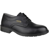 Zapatos Hombre Derbie Amblers FS62 Waterproof Safety Shoes Negro
