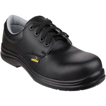 Zapatos Derbie Amblers FS662 Safety ESD Shoes Negro