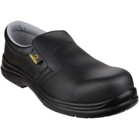 Zapatos Mocasín Amblers FS661 Safety Boots Negro