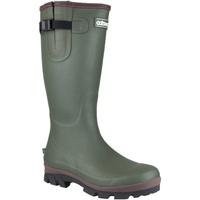 Zapatos Hombre Botas de agua Cotswold Grange Verde