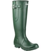 Zapatos Botas de agua Cotswold Windsor Welly Boot Verde