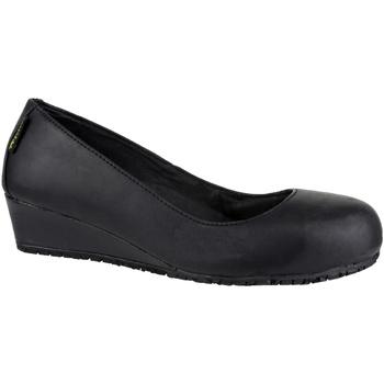 Zapatos Mujer Botas Amblers FS107 SB HEEL Negro