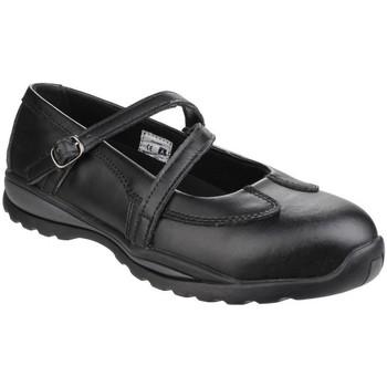 Zapatos Mujer Botas Amblers  Negro
