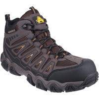 Zapatos Hombre Senderismo Amblers Rockingham Marrón