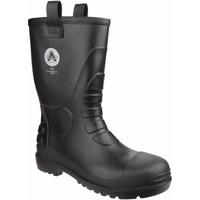 Zapatos Botas de agua Amblers  Negro