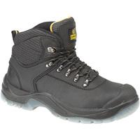 Zapatos Mujer Zapatos de trabajo Amblers FS199 (BLACK) Negro