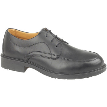 Zapatos Hombre Derbie Amblers FS65 SAFETY Negro