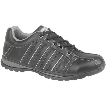 Zapatos Hombre zapatos de seguridad  Amblers FS50 Safety Negro