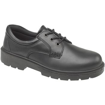 Zapatos Mujer Derbie Amblers FS38c Safety Negro