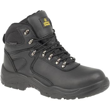 Zapatos Mujer zapatos de seguridad  Amblers FS218 Safety Negro