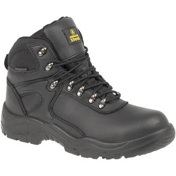 Zapatos Hombre zapatos de seguridad  Amblers FS218 Safety Negro