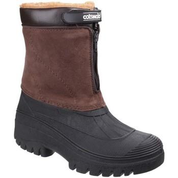 Zapatos Mujer Botas de nieve Cotswold Venture Marrón